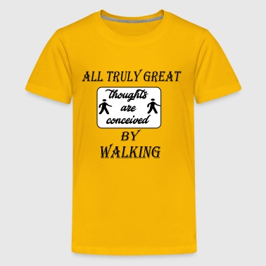 great thoughts - Kids' Premium T-Shirt