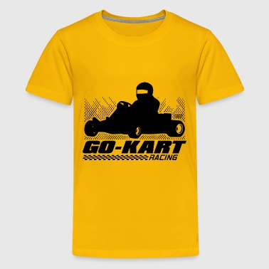 Go Kart Racing Pro - Kids' Premium T-Shirt