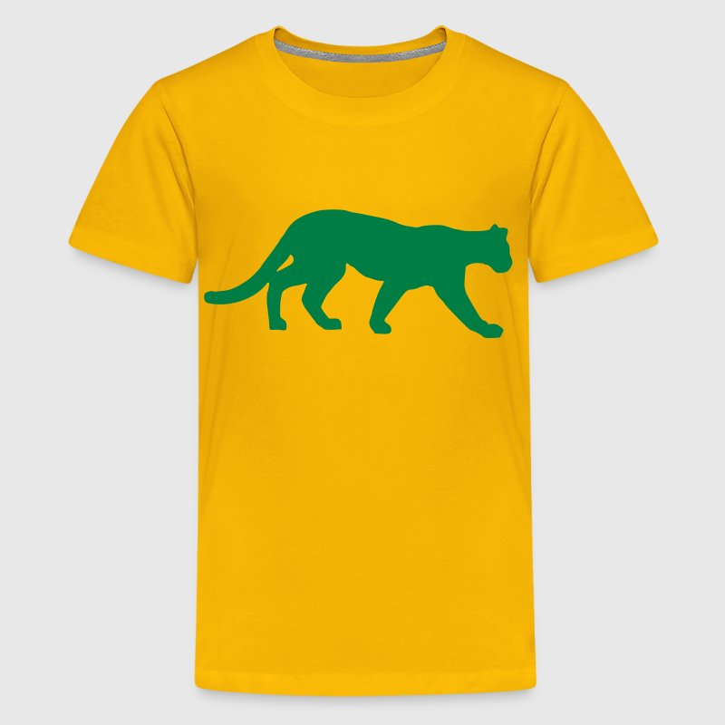 Panther - Cougar - Kids' Premium T-Shirt