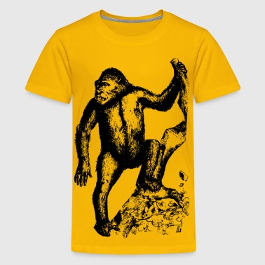 Gorillas Clothing Gorilla - Kids' Premium T-Shirt