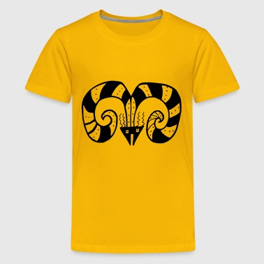 Aboriginal design 8 - Kids' Premium T-Shirt