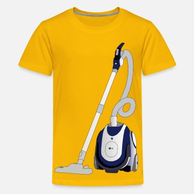 Cleaner Vacuum cleaner - Kids' Premium T-Shirt