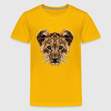 baby lion - Kids' Premium T-Shirt