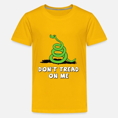 Gadsden Kids Don't Tread On Me (Gadsden Flag) Kids - Kids' Premium T-Shirt