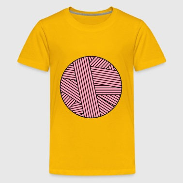 Yarn ball - Kids' Premium T-Shirt