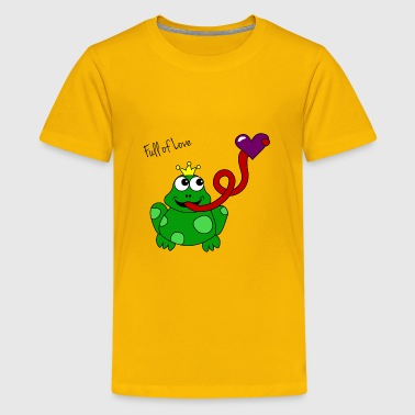 Anton the Frog - Kids' Premium T-Shirt