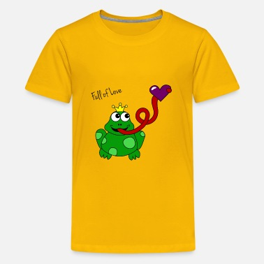 Anton Anton the Frog - Kids' Premium T-Shirt