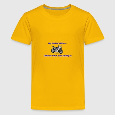 Sport Bike for Kids - Kids' Premium T-Shirt