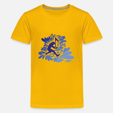 Scooter scooter - Kids' Premium T-Shirt