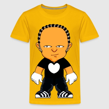 Cartoon man 8 - Kids' Premium T-Shirt