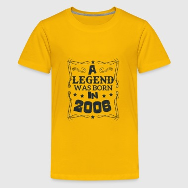 12 Year Old 12 year old gift - A legend was born in 2006 - Kids' Premium T-Shirt