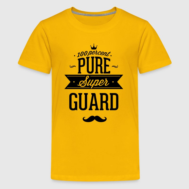 100 percent pure super guard - Kids' Premium T-Shirt
