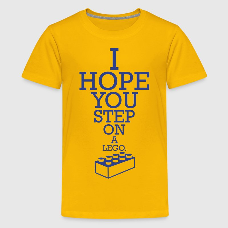 Lego - Step on It - Kids' Premium T-Shirt