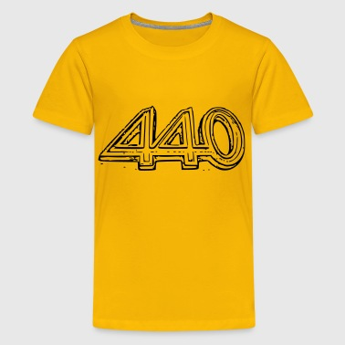 440 Text - Kids' Premium T-Shirt
