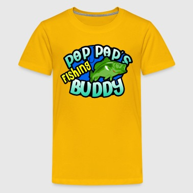 Fishing Buddy - Kids' Premium T-Shirt