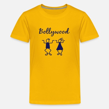 Bollywood Bollywood - India Dance - Kids' Premium T-Shirt