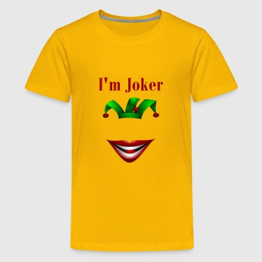 No Limit Full House IMJoker - Kids' Premium T-Shirt