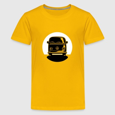 T2 Bus - Bullirider (only) - Kids' Premium T-Shirt