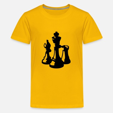 Chess For Kids chess - Kids' Premium T-Shirt