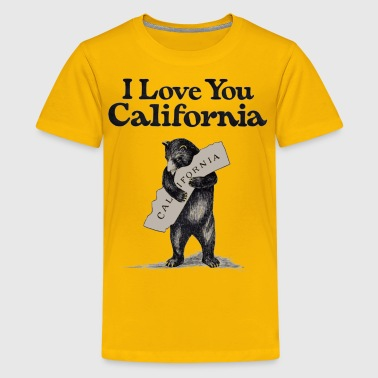 I Love California - Kids' Premium T-Shirt