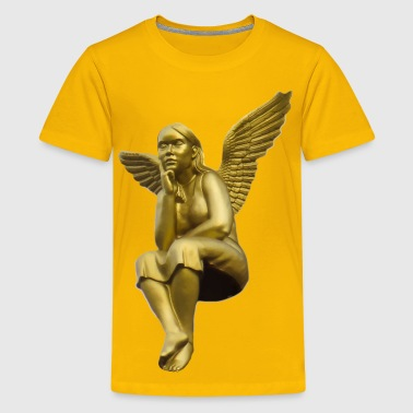 Golden Angel Golden Angel - Kids' Premium T-Shirt
