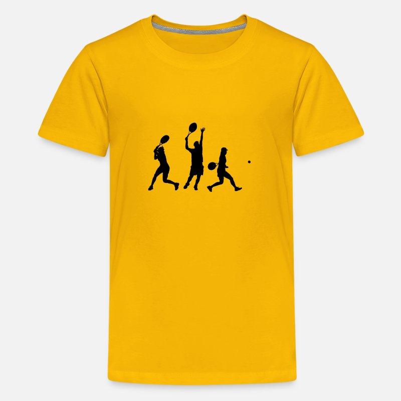 42c8a33251b0 Shop Tennis Player T-Shirts online