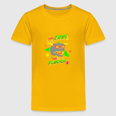 Zuul Too Zuul For School - Kids' Premium T-Shirt