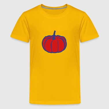 506 pumpkin - Kids' Premium T-Shirt