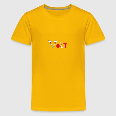 VoLT SPACE - Kids' Premium T-Shirt