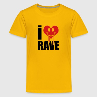 rave - Kids' Premium T-Shirt