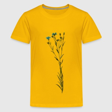 Linseed (low resolution) - Kids' Premium T-Shirt