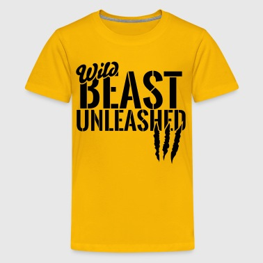 Wild Beasts wild beast unleashed - Kids' Premium T-Shirt