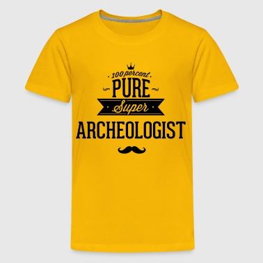 100 percent pure super archeologist - Kids' Premium T-Shirt