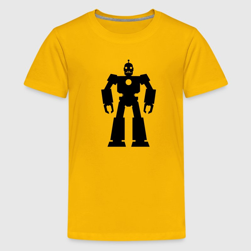 Giant Robot - Kids' Premium T-Shirt