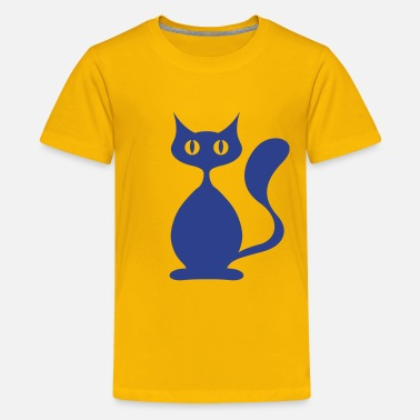 Katte Cat - Kids' Premium T-Shirt