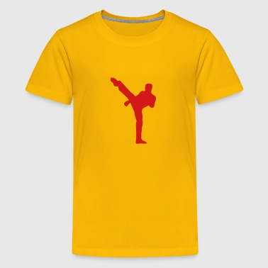 french boxing savate 75 - Kids' Premium T-Shirt