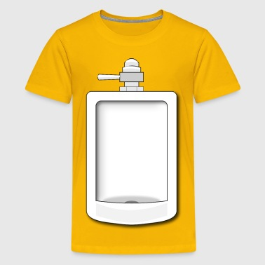 Urinal - Kids' Premium T-Shirt