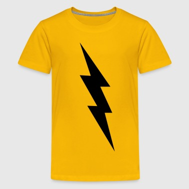 Flash Flash lightning - Kids' Premium T-Shirt