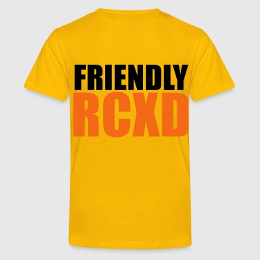 FRIENDLY RCXD - Kids' Premium T-Shirt
