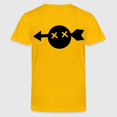 Circle Of Death death by arrow - Kids' Premium T-Shirt