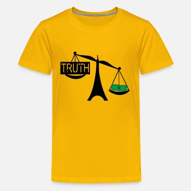Truth the truth - Kids' Premium T-Shirt