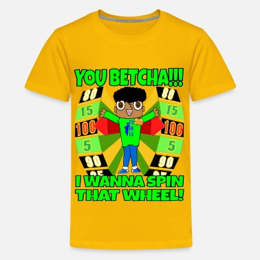 TV Game Show Contestant - TPIR (The Price Is) - Kids' Premium T-Shirt