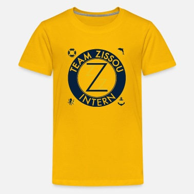 Gym Team Zissou Costume - Kids' Premium T-Shirt