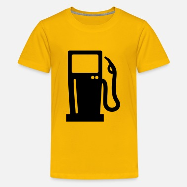 Gas Station Gas station - Kids' Premium T-Shirt
