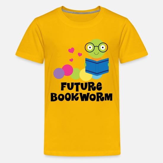 Future Bookworm Kids-Youth Sweatshirt