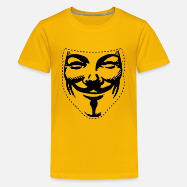 Guy Fawkes Guy Fawkes - Kids' Premium T-Shirt