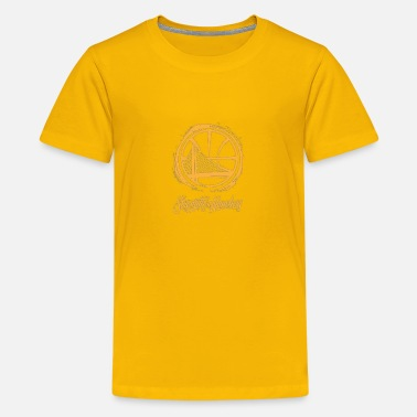 Golden State Warriors strength in numbers warriors - Kids' Premium T-Shirt
