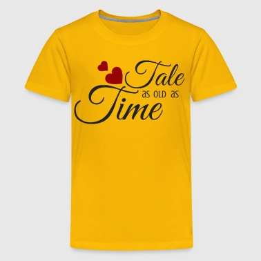 Tale as Old as Time - Kids' Premium T-Shirt