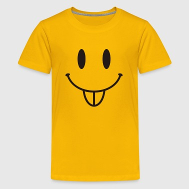 SMILY - Kids' Premium T-Shirt