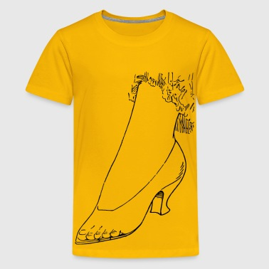 Glass Highheel - Kids' Premium T-Shirt